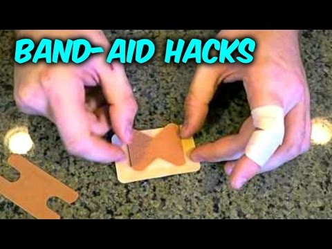 You've Been Applying Band-Aid Wrong