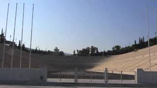 Panathinaiko Stadium (Panathenaic) Athens Greece 2011