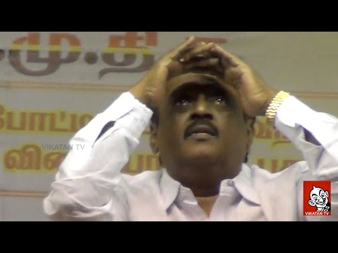 I was a football player once - Vijayakanth's Scissor Kick