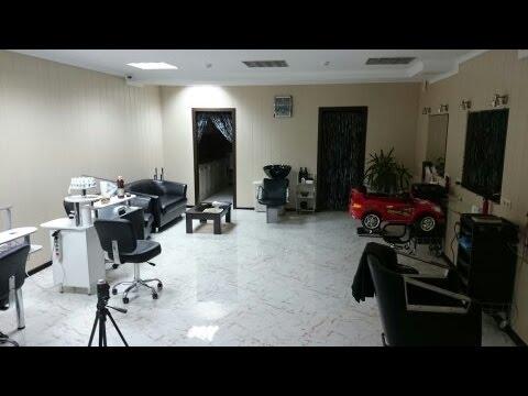 Проект парикмахерская