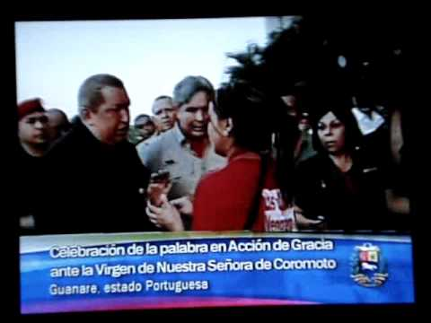 Chavez in Guanare part 4 Videos De Viajes