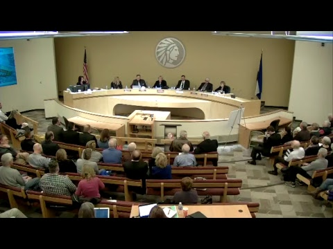 Arapahoe County Commissioner Public Meetings 04-04-2017
