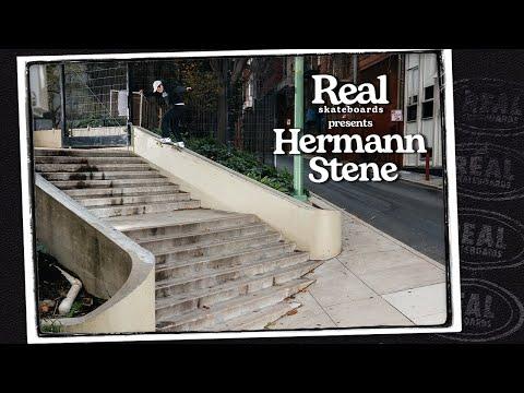 Hermann Stene's Real Part
