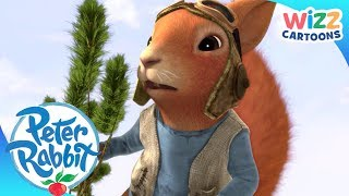 Peter Rabbit | Catching Bright Night Bugs | Action-Packed Adventures | Wizz Cartoons