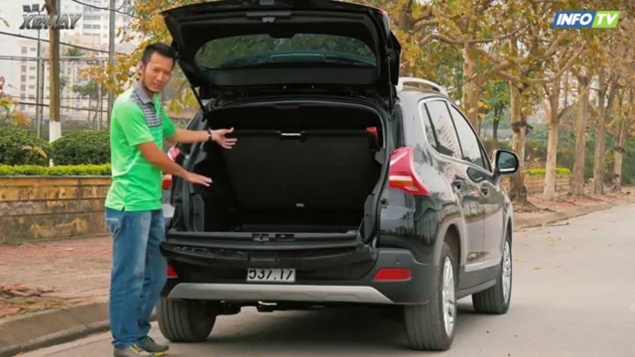 [Review] Đánh giá xe Peugeot 3008