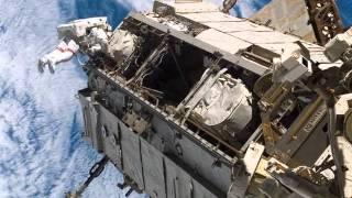 La navette spatiale et l