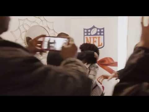 Warrick Dunn Charities and NFL #MannequinChallenge