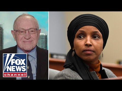Dershowitz defends Chelsea Clinton after confronted over Omar criticism