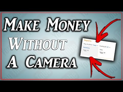 How To Make Money On YouTube Without A Camera