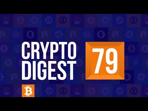 CD# 79. Crypto Markets See Slight Growth. Ethereum Classic Partners with UTRUST.
