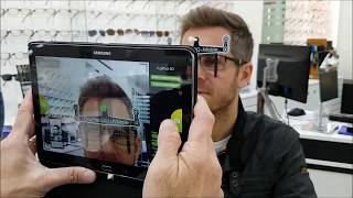 New Computerized Pupilometer Matrix