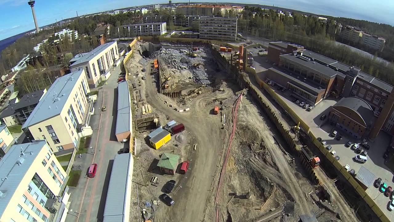 Rantatunneli Tampere