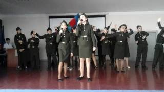 Gulu - Guluza  Mustafayeva - 9 May Tedbirinde.