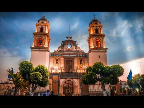 CATEDRAL DE TEHUACAN PUEBLA MÉXICO