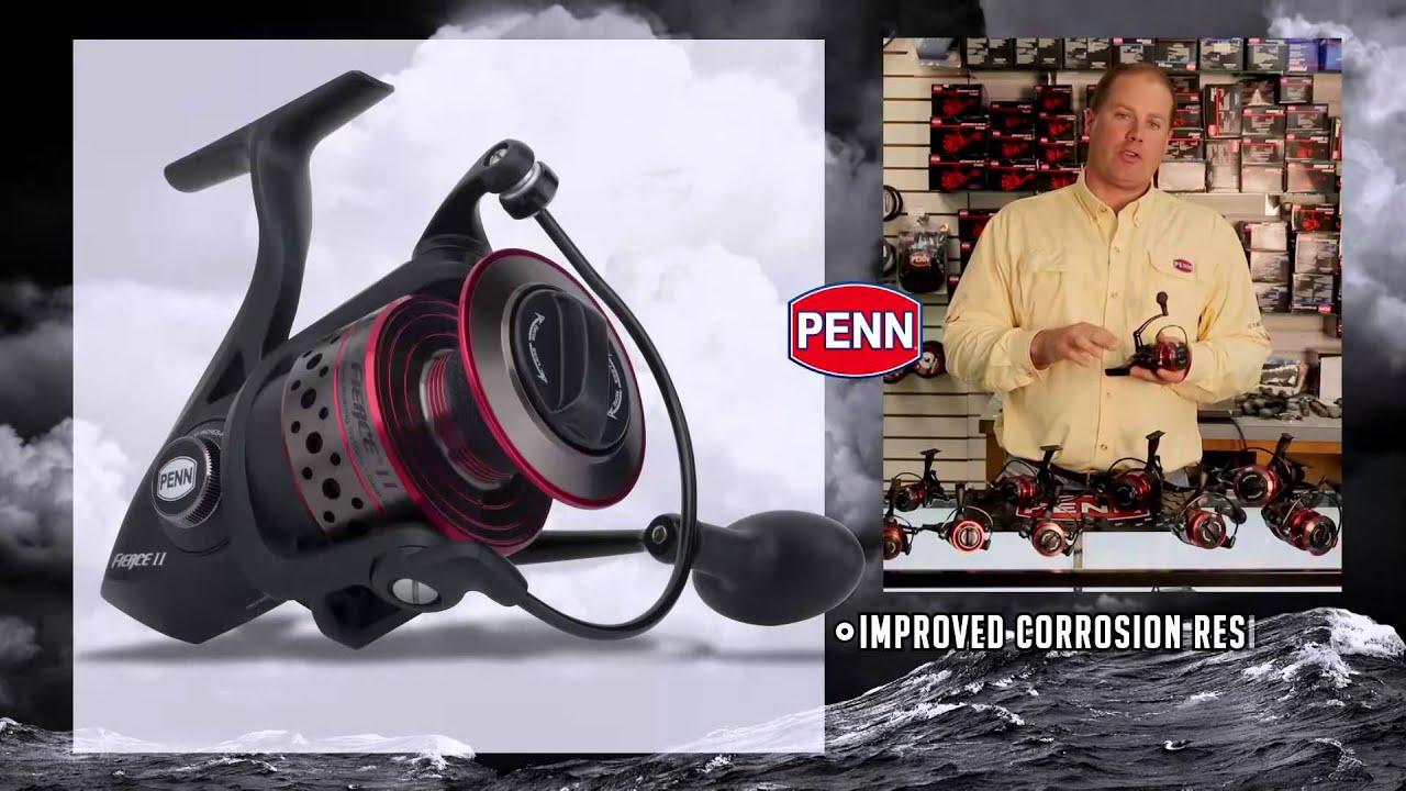 PENN/® Fierce/® II Spinning