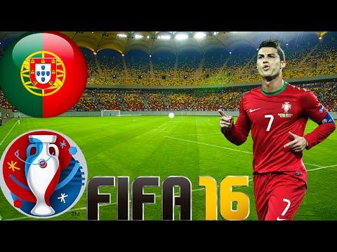 FIFA 16 - Cristiano Ronaldo Eroul Portugaliei