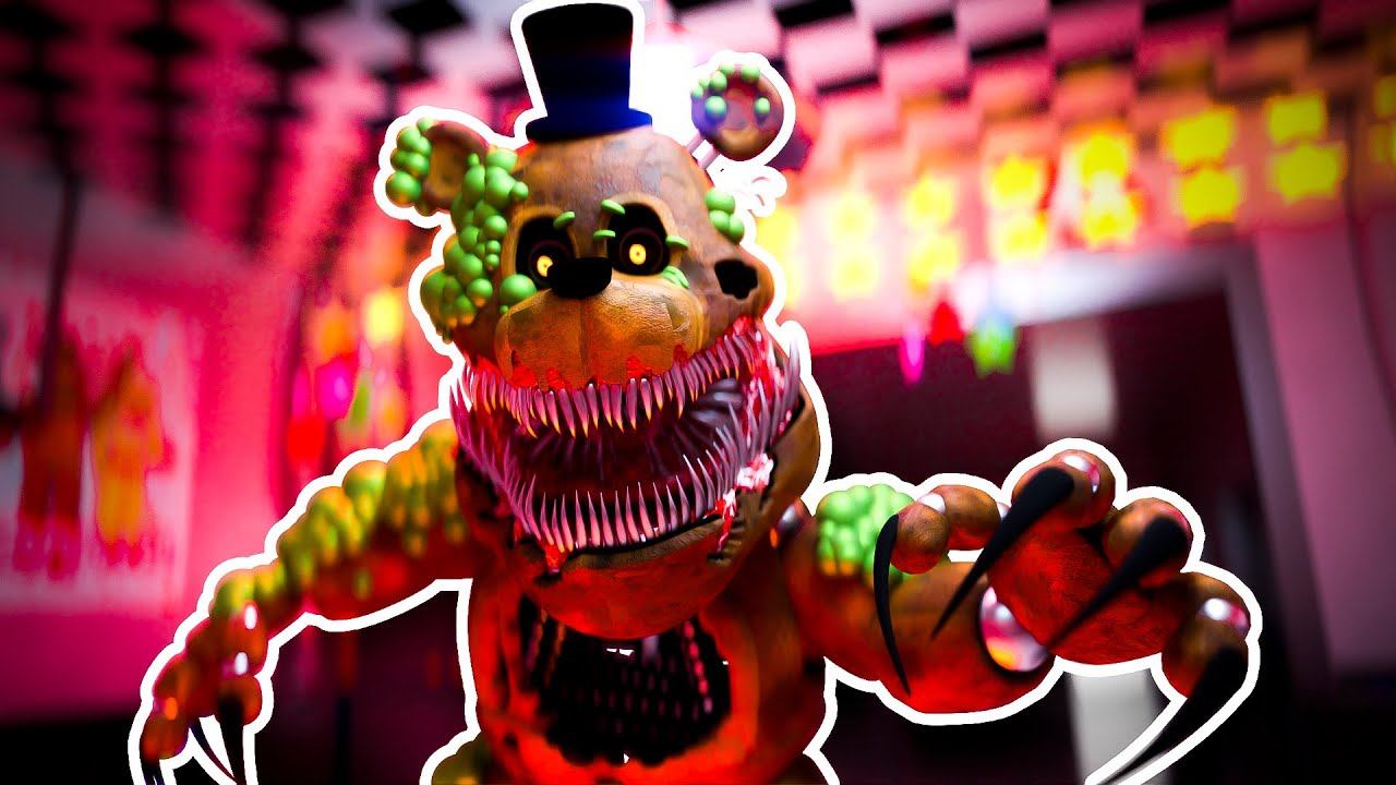 Twisted Freddy | Minecraft Five Nights at Freddy's Roleplay