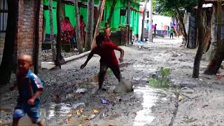 Best Funny Video 2018 |funny,fail compilation,Village Stupid Boy s Eid New Funny Video Clips