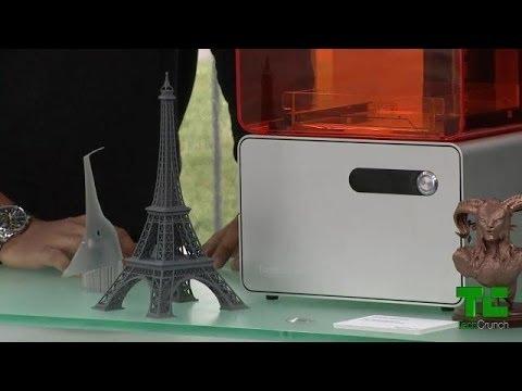 Form Labs 3D Printer | CES 2014