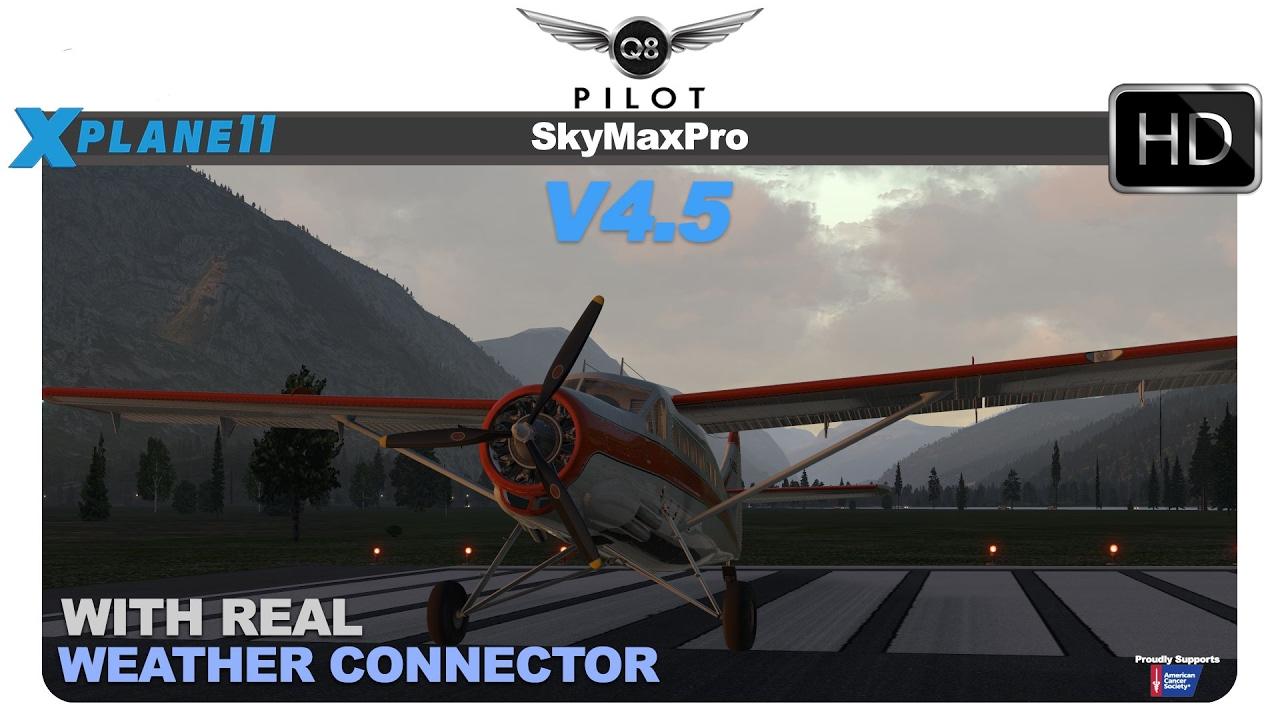 skymaxx pro 4.5 install