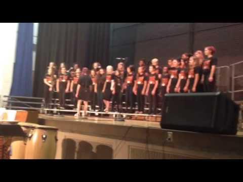 Callanan Middle School concert