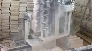 видео Балясины из камня. Тумбы и каменные балясины, цена балясин и балюстрады