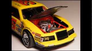 Alan Kulwicki - #35 Quincy's Ford (1986) thumbnail