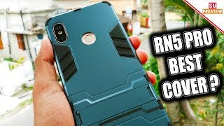 BEST BACK COVER FOR RN5 PRO ?? || REVIEW