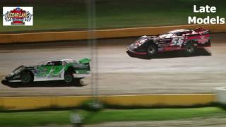 Cedar Lake Speedway Late Model Highlights
