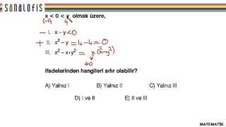 Fem ygs 2 soru çözümleri matematik 4.soru