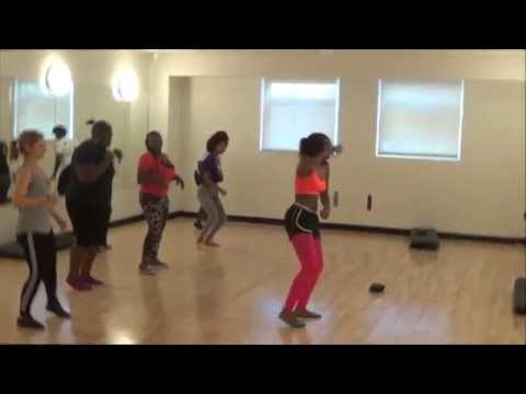 African Dance Class (Azonto, Skelewu, Kukere)