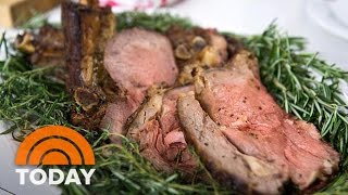 Katie Lee's Easy Prime Rib And Classic Mashed Potatoes For The Holidays   TODAY
