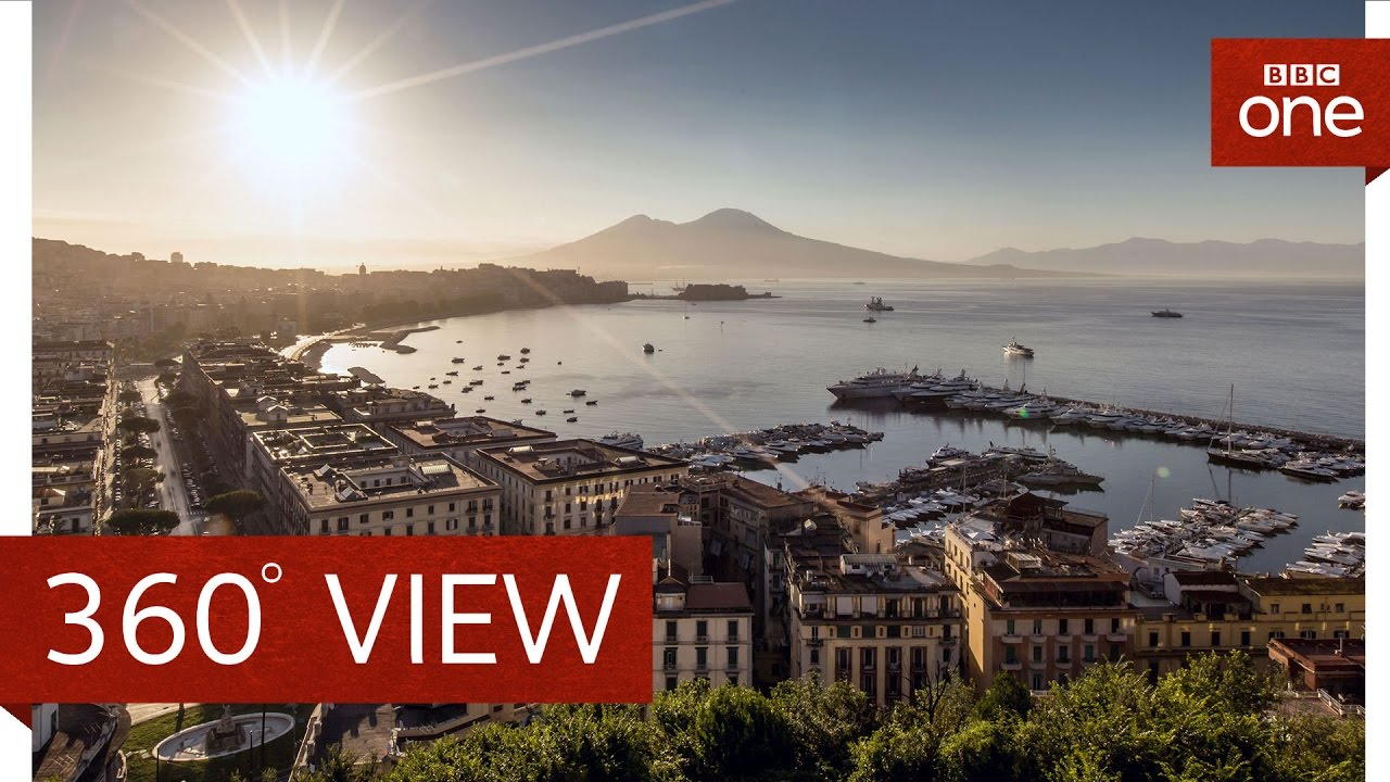 Naples in 360: Italy's Invisible Cities - BBC Taster