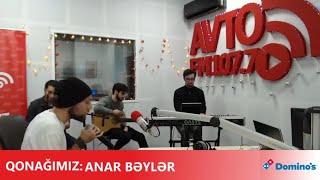 Anar Baylar - Sən və mən (Avto FM 107.7) Live
