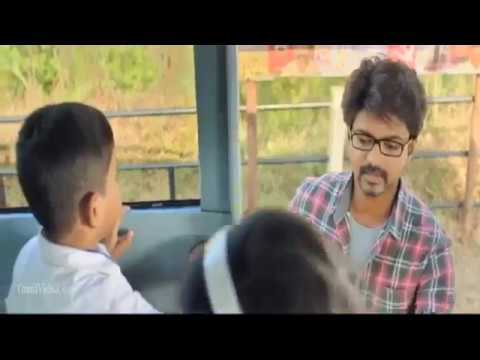 THERI BABY AND VIJAY // Tamil WhatsApp Status (Download Link)