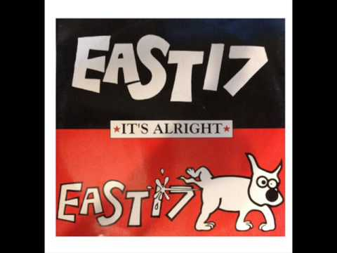 East 17 - It's Alright (live)