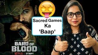 Bard Of Blood Netflix Web Series REVIEW | Deeksha Sharma