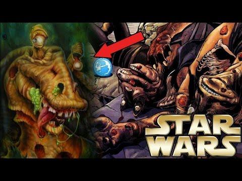 Los ZOMBIES Gungan y la MASACRE de los GUNGAN - Star Wars Explicado