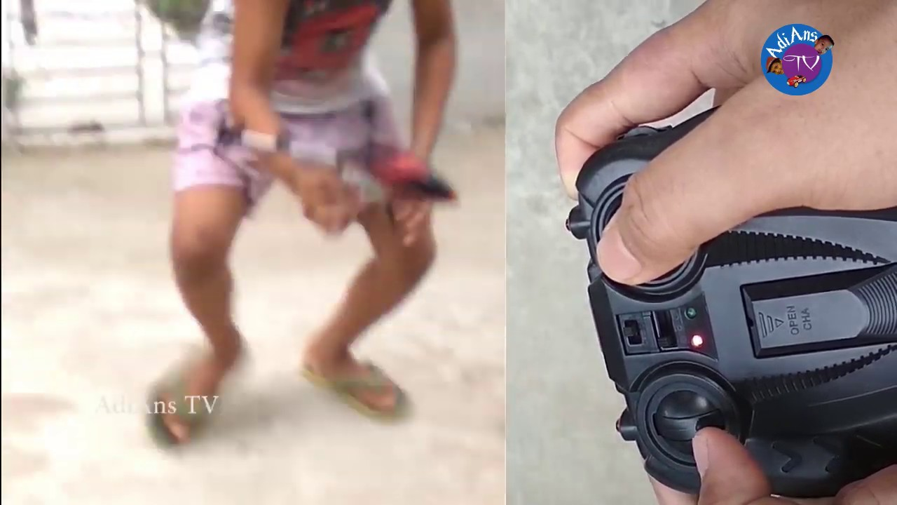 RC Helicopter Unboxing and Flying - Remote Control Functions - Video in  Hindi from AaiAns TV