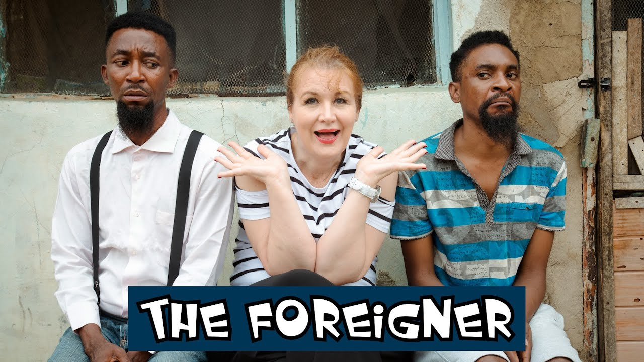 Download THE FOREIGNER (YawaSkits, Episode 98)