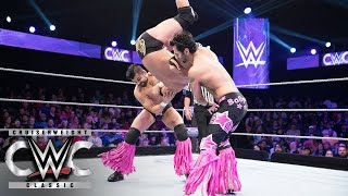 The Bollywood Boyz vs. Sean Maluta & Ariya Daivari: Cruiserweight Classic Exclusive Match