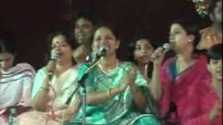KRISHNA bhajan kirtan -ROM ROM MAIN by Leepikaa Bhattacharya|| Hindi bhajan||