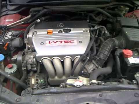 Acura Tsx Engine Noise YouTube - 2004 acura tsx engine
