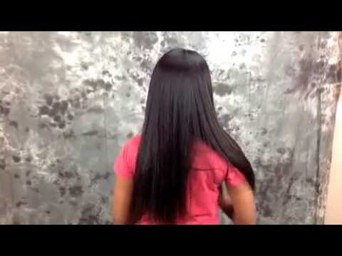 Japanese Straightening Thermal Reconditioning On Young