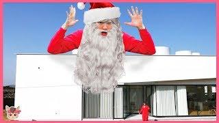크리스마스 세가지 소원 들어주는 선물 장난감 게임기 있다면! 주방놀이 Christmas wishes Toys Pretend Play for Kids Nursery Rhymes