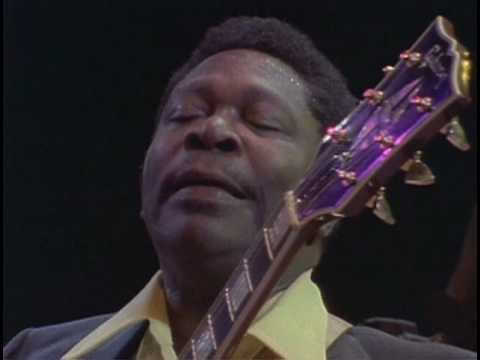 BB King - Instrumental - Live In Africa 1974