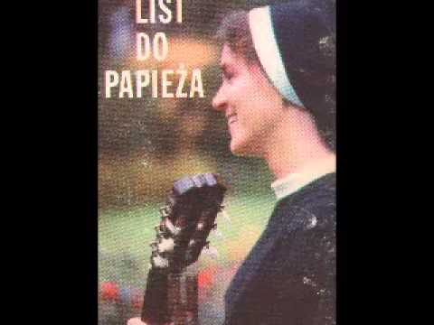 List do Papieża - s. Magdalena Nazaretanka