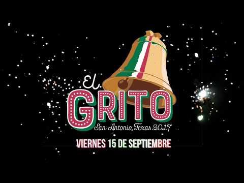 EL GRITO 15 de Septiembre 2017