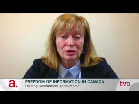 Freedom of Information in Canada