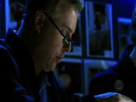 Download CSI: Grissom reveals GSR to the team